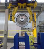 Shoot peening machine Kazakhstan